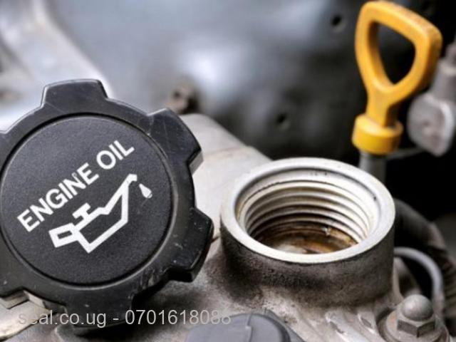Oil Changing Service - 1