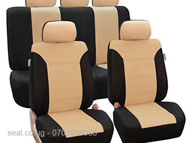 Car Seat Covers - 1